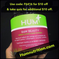 Hum Nutrition Runway Ready(TM) 30 Daily Packs uploaded by Linzy N.