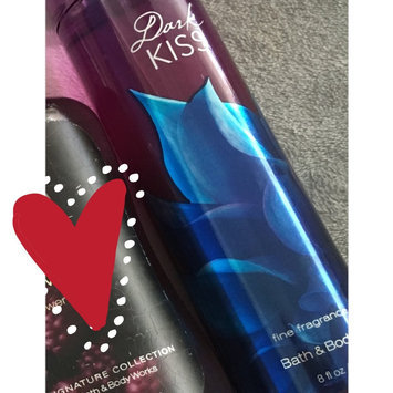 Photo of Bath & Body Works Signature Collection Dark Kiss Fine Fragrance Mist uploaded by Kay M.