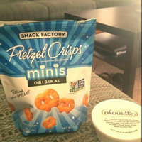 Pretzel Crisps® Minis Original uploaded by Heather C.