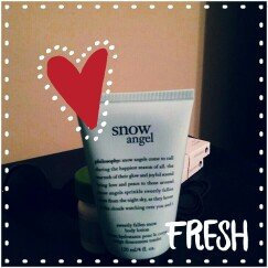 Photo of philosophy snow angel body lotion, 7 oz uploaded by Bridget C.