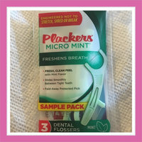 Plackers Flossers - Micro Mint - 75 ct uploaded by Destefany Z.