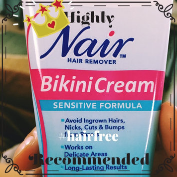 Nair Bikini Cream With Green Tea Sensitive Formula Hair Remover uploaded by Katherine E.