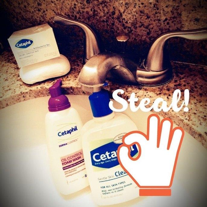 Cetaphil Dermacontrol Foam Wash uploaded by Veronica M.