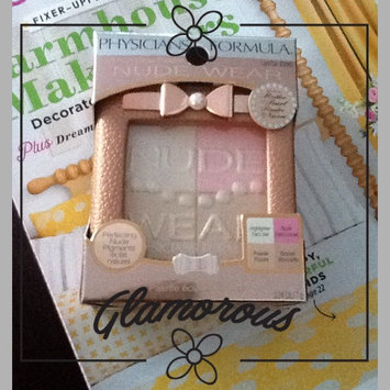 Photo of Physicians Formula Nude Wear™ Touch Of Glow Palette uploaded by Candace T.