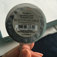 1 X Bath & Body Works Scentportable Fragrance Refill Disc Mahogany Teakwood uploaded by Mary G.