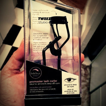 Photo of Tweezerman ProMaster Lash Curler uploaded by Evie P.