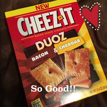 Cheez-It® Original Baked Snack Crackers uploaded by Sydney B.