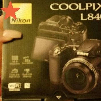 Photo of Nikon Coolpix L840 Wi-Fi Camera + 32GB Card + Case + Tripod + Accessory Kit uploaded by Candice J.