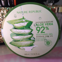 Nature Republic Soothing & Moisture Aloe Vera 92% Gel uploaded by Isabel r.