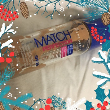 Rimmel London Match Perfection Foundation  uploaded by Gia C.
