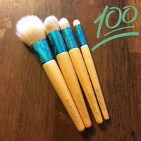 EcoTools 4-pc. Beautiful Complexion Makeup Brush Gift Set (Bamboo/Cream) uploaded by Makayla E.