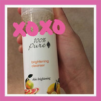 100% Pure Brightening Cleanser uploaded by Justine V.