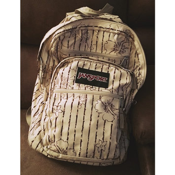 Photo of JanSport Digibreak Laptop Backpack Multi Photo Floral - JanSport Laptop Backpacks uploaded by Ashley P.