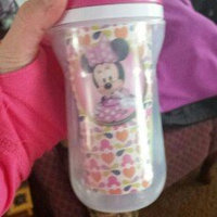 The First Years 4pk Disney Minnie Mouse/Princess Sippy Cup uploaded by Jolene G.