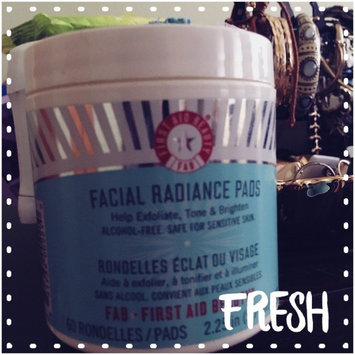 Photo of First Aid Beauty Facial Radiance Pads uploaded by Qiu X.
