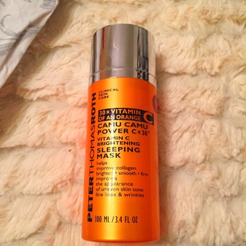 Photo of Peter Thomas Roth Camu Camu Power C x 30™ Vitamin C Brightening Sleeping Mask uploaded by Jessica H.