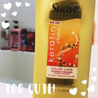 Suave Professionals Keratin Infusion Color Care Conditioner uploaded by Geovana G.