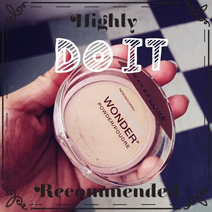 Maybelline Dream Wonder Powder uploaded by Mary C. V.
