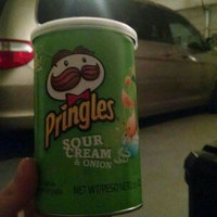Pringles Grab & Go Sour Cream & Onion Potato Chips 2.5 oz uploaded by Danielle H.