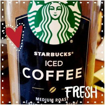 Starbucks Coffee + Milk Iced Coffee uploaded by Leanne S.