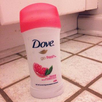 Photo of Dove Advanced Care Go Fresh Rebalance Antiperspirant uploaded by Sarah M.