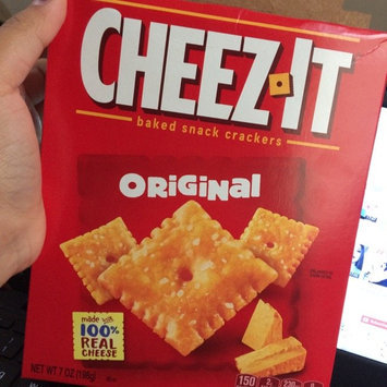 Cheez-It® Original Baked Snack Crackers uploaded by Ana D.