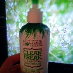 Not Your Mother's Clean Freak Purifying Conditioner uploaded by Melissa M.
