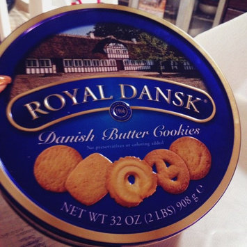 Photo of Royal Dansk Danish Butter Cookies uploaded by Margely E.