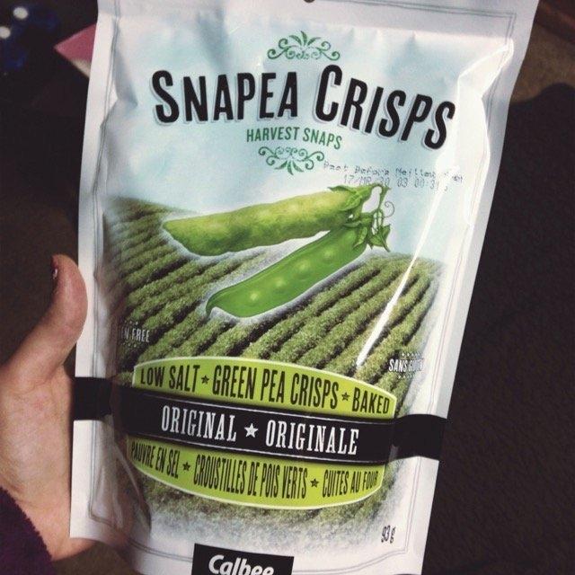 Harvest Snaps Snapea Crisps Lightly Salted uploaded by Catrina E.