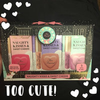 Too Faced Naughty Kisses & Sweet Cheeks Set uploaded by Megan F.