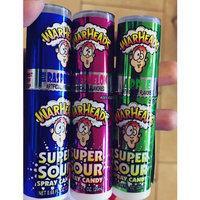 Impact Warheads Super Sour Spray Candy, 0.68 oz, 24 ct uploaded by Paola S.