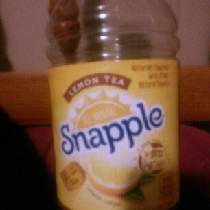 Photo of Snapple Lemon Tea uploaded by Jasmin G.