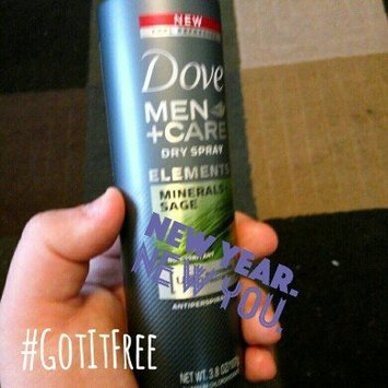 Dove Men+Care Elements Minerals and Sage Dry Spray uploaded by zack s.