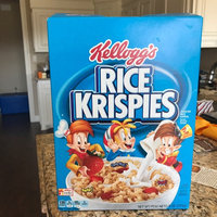 Kellogg's Frosted Rice Krispies Cereal uploaded by Carly H.