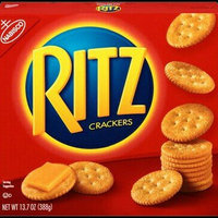 Nabisco RITZ Crackerfuls Peanut Butter & Chocolate Filled Crackers uploaded by Magalys v.