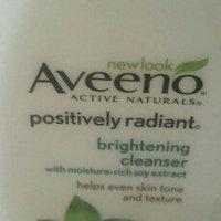 Aveeno Foaming Cleanser uploaded by sheena s.