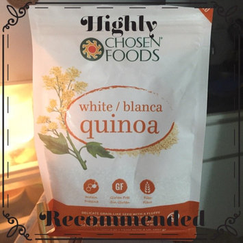 Photo of Chosen Foods - 100 Organic Royal White Quinoa - 1 lb. uploaded by Crista H.
