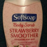 Softsoap® Body Scrub Strawberry Smoother Exfoliating Body Wash uploaded by maryrose p.