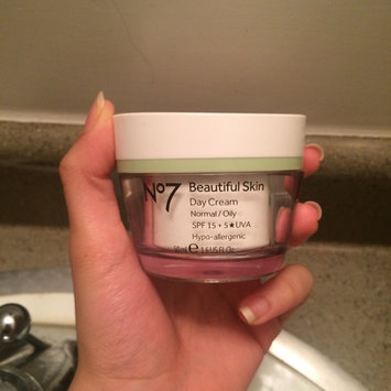 Photo of Boots No7  Beautiful Skin Night Cream Normal/Dry uploaded by Bashayr S.