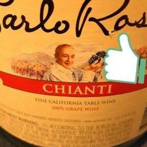 Carlo Rossi Burgundy  uploaded by Jamie M.