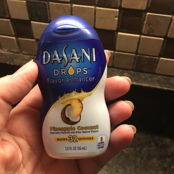 Photo of Dasani Drops® Pineapple Coconut Flavor Enhancer uploaded by Janice T.
