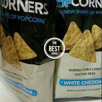 PopCorners Gluten Free White Cheddar Popped Corn Chips uploaded by Cassandra G.