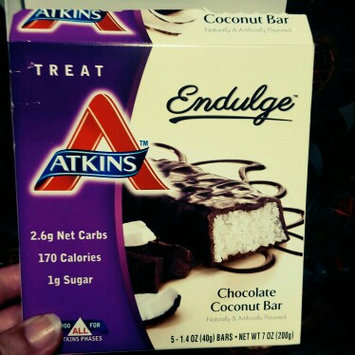 Photo of Atkins Endulge Bars uploaded by Dominique N.