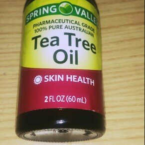 Spring Valley Pharmaceutical Grade Tea Tree Oil 2 fl oz uploaded by Starr S.