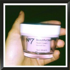 Boots No7  Beautiful Skin Night Cream Normal/Dry uploaded by Courtney S.