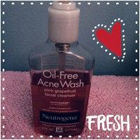 Neutrogena Oil-Free Acne Wash uploaded by Aleydy G.
