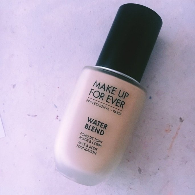 MAKE UP FOR EVER Water Blend Face & Body Foundation uploaded by Anika B.