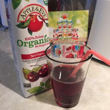 Photo of Apple & Eve® 100% Juice Organics Tart Cherry Juice 33.8 fl. oz. Carton uploaded by Erica D.