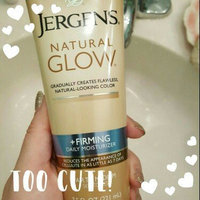 Jergens Natural Glow + Firming Daily Moisturizer uploaded by Emily  K.