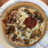 Lean Cuisine Culinary Collection Deep Dish Three Meat Pizza uploaded by Jennifer K.